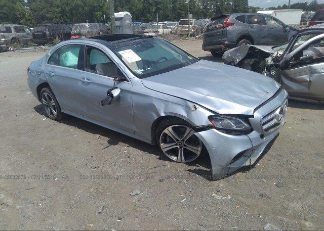 Inventory #772597124 2018 Mercedes-Benz E