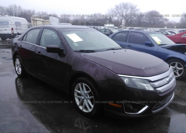 Inventory #940247637 2011 FORD FUSION