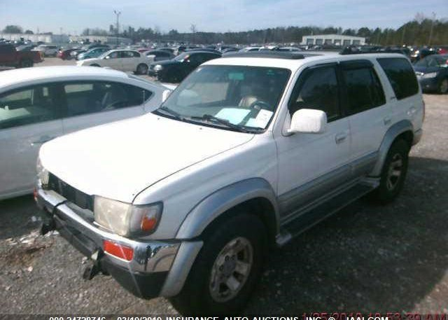 Inventory #594462897 1998 Toyota 4RUNNER