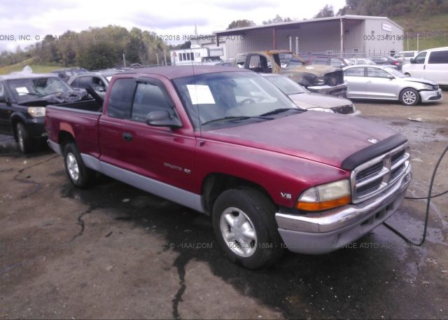 Inventory #856806627 1998 Dodge DAKOTA