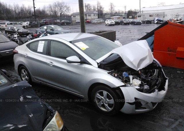 Inventory #598366368 2015 Hyundai ELANTRA