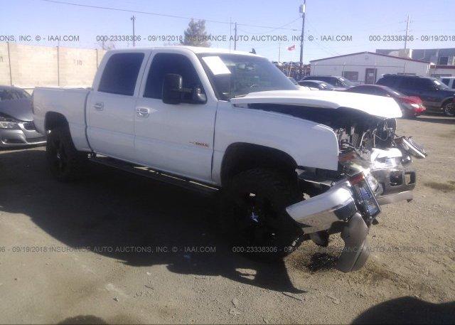 Inventory #521297987 2006 Chevrolet SILVERADO