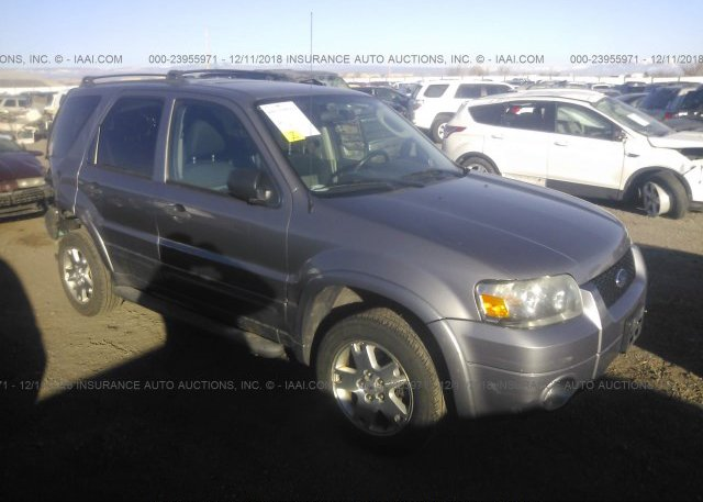 Inventory #400814465 2007 FORD ESCAPE