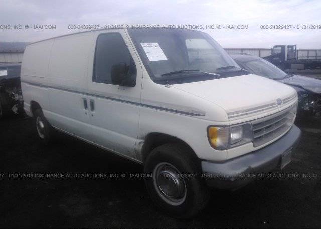 Inventory #434780029 1993 FORD ECONOLINE