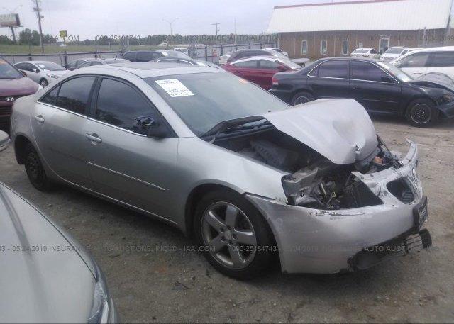 Inventory #306695006 2006 Pontiac G6