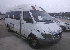 2005 Sprinter 2500 SPRINTER