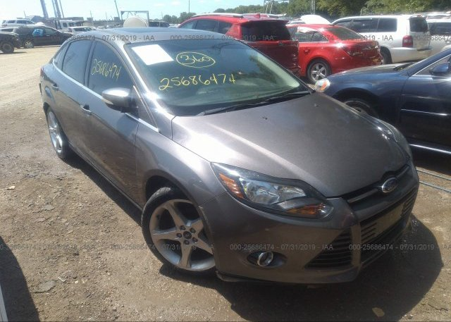 Inventory #273430130 2013 FORD FOCUS
