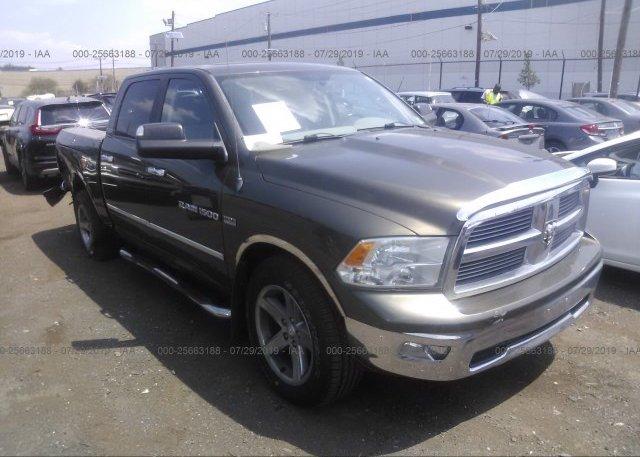 Inventory #152182913 2012 Dodge RAM 1500