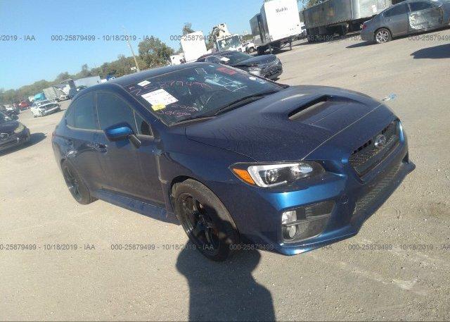Inventory #479412758 2015 Subaru WRX