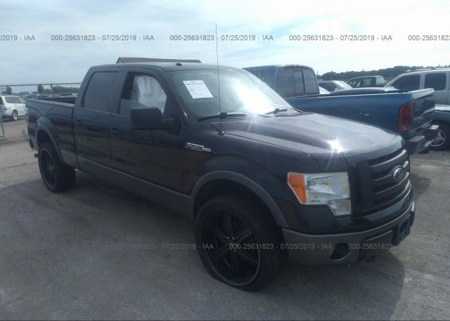 Inventory #366292948 2009 FORD F150