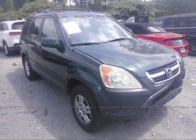 Inventory #424762821 2003 Honda CR-V