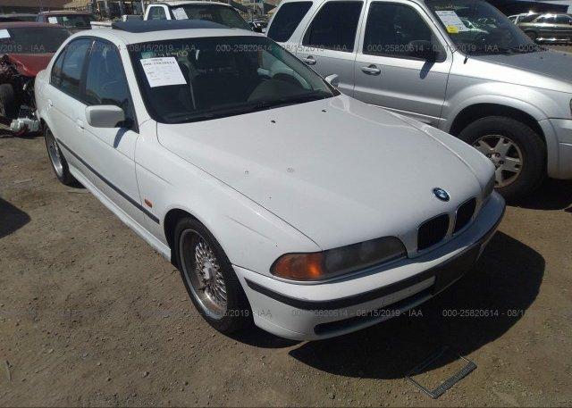 Inventory #406414820 1999 BMW 528