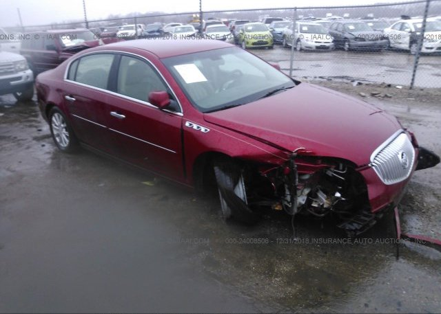Inventory #636062513 2010 Buick LUCERNE