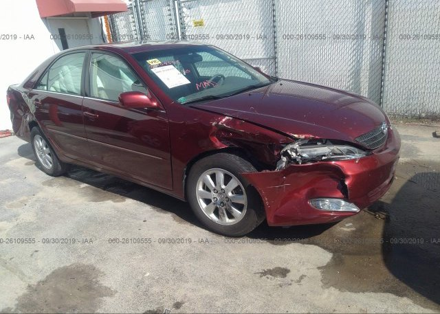 Inventory #663704919 2004 Toyota CAMRY