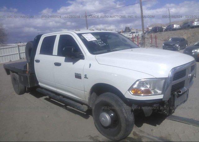 Inventory #647268285 2011 DODGE RAM 3500