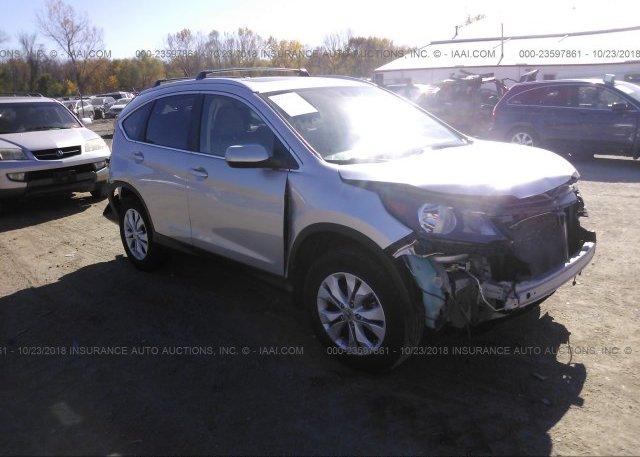 Inventory #673026985 2012 Honda CR-V