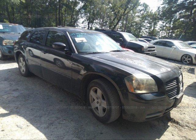 Inventory #762892727 2005 Dodge MAGNUM