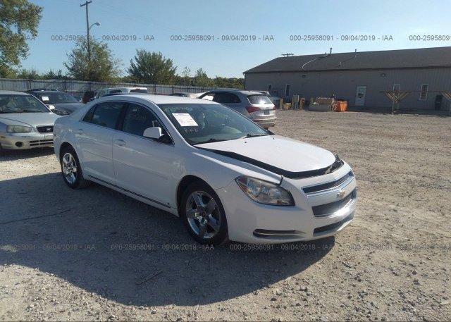 Inventory #414451108 2010 Chevrolet MALIBU