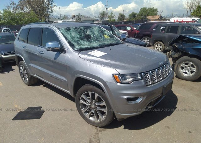 Inventory #862167356 2018 JEEP GRAND CHEROKEE