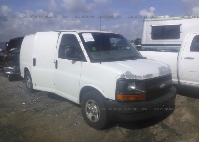 Inventory #165278569 2003 Chevrolet EXPRESS G1500