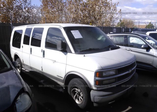 Inventory #585310425 2002 Chevrolet EXPRESS G1500