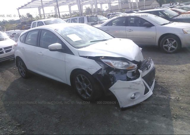 Inventory #470250028 2014 FORD FOCUS