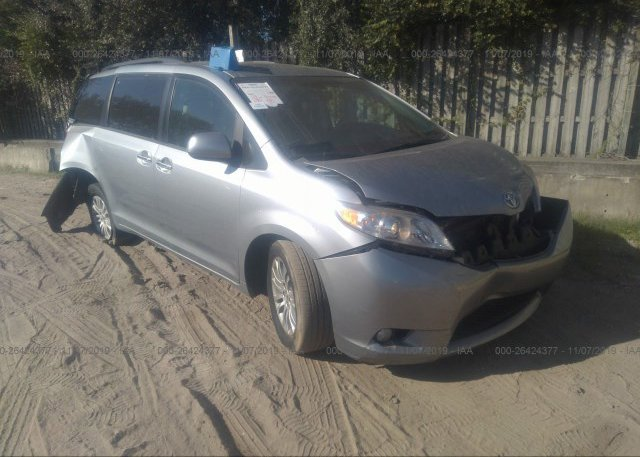 Inventory #594157144 2013 Toyota SIENNA