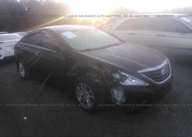 Inventory #697009422 2013 Hyundai SONATA