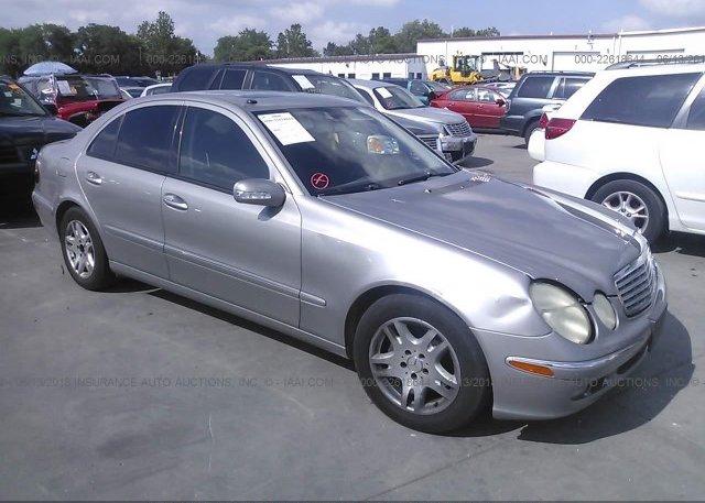 Inventory #741306306 2006 Mercedes-benz E