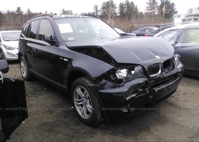 Inventory #352893512 2006 BMW X3