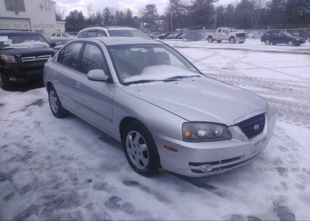 Inventory #790391087 2004 Hyundai ELANTRA