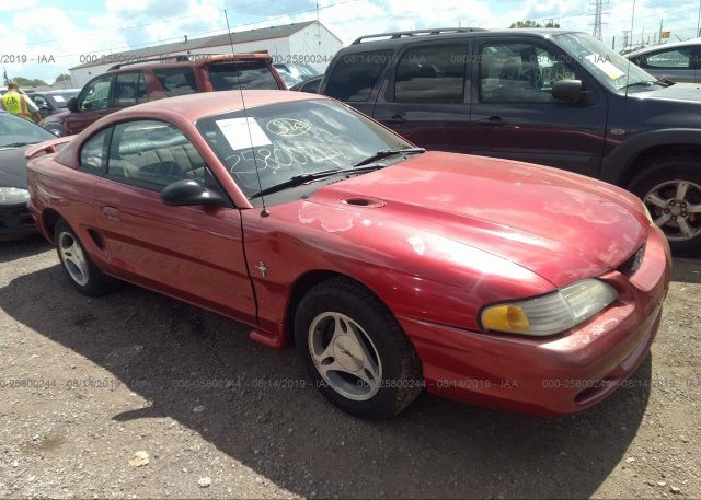 Inventory #114312946 1998 FORD MUSTANG