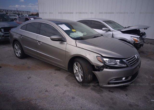 Inventory #268195407 2014 Volkswagen CC