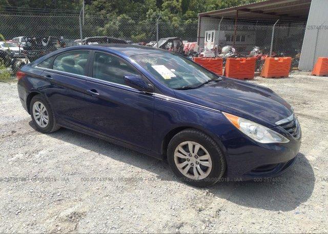 Inventory #656088790 2013 Hyundai SONATA