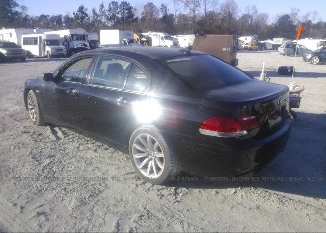 2007 BMW 750 - WBAHN83547DT75173