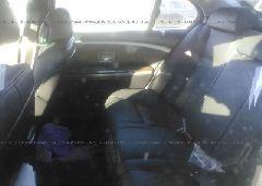 2007 BMW 750 - WBAHN83547DT75173 front view