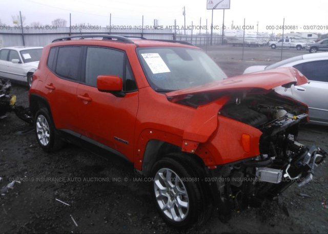 Inventory #663713652 2017 JEEP RENEGADE