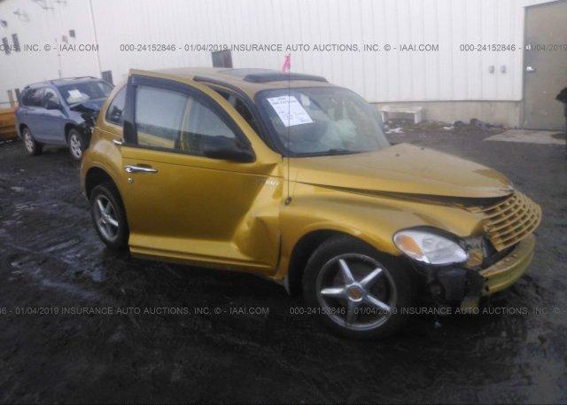 Inventory #686405736 2002 Chrysler PT CRUISER