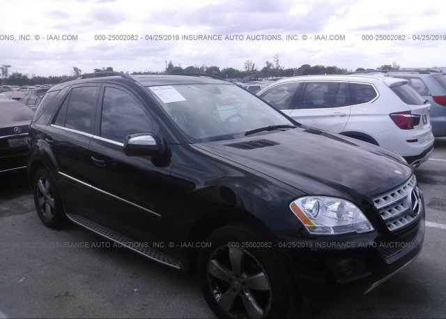 Inventory #615982403 2010 Mercedes-benz ML