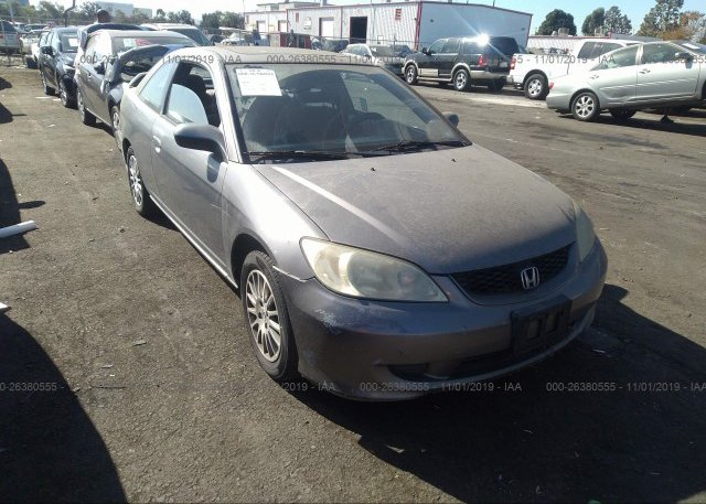 Inventory #509602016 2005 Honda CIVIC