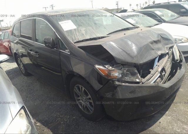 Inventory #265000728 2012 Honda ODYSSEY