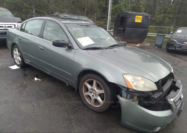 Inventory #800201874 2002 Nissan ALTIMA