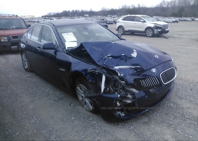 Inventory #282368103 2012 BMW 528