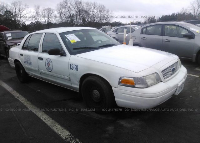 Inventory #460474170 2011 FORD CROWN VICTORIA