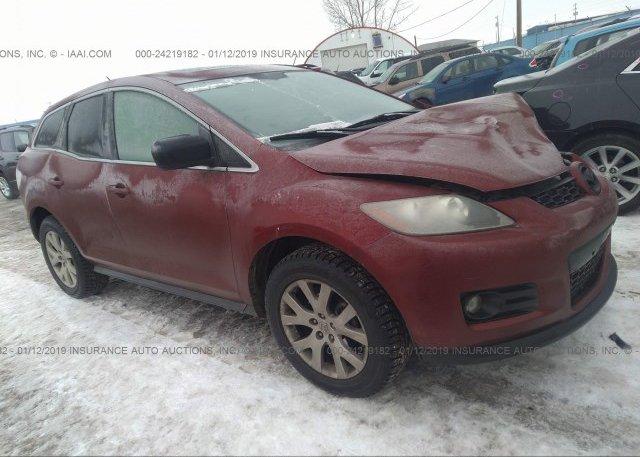 Inventory #469279495 2007 Mazda CX-7