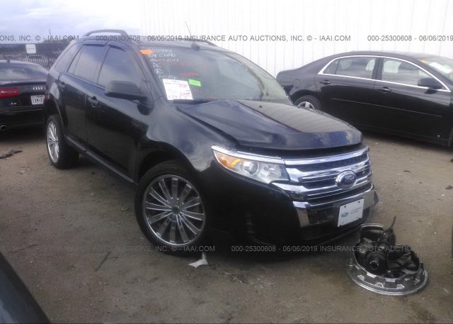 Inventory #874624078 2014 FORD EDGE