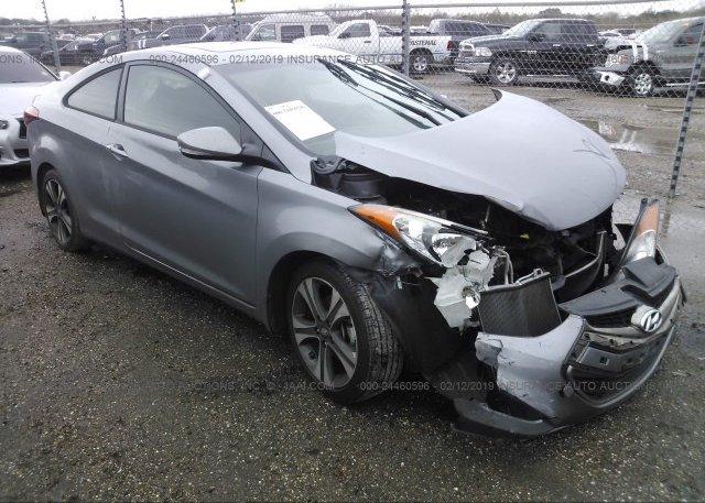Inventory #741611065 2013 Hyundai ELANTRA COUPE
