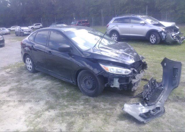 Inventory #720117825 2016 FORD FOCUS