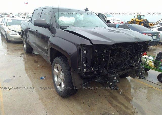 Inventory #128183740 2016 Chevrolet SILVERADO