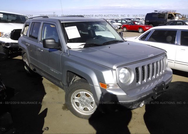 Inventory #790918270 2016 JEEP PATRIOT